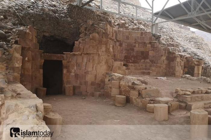 Пещера Лота (Колодец Иосифа)