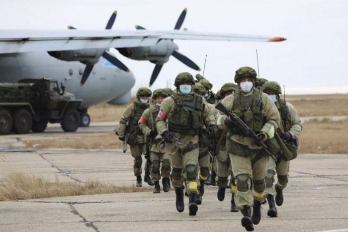 В Карабахе будут размещены российские миротворцы.