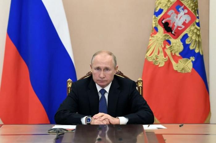 Полный текст заявления президента России по перемирию в Карабахе.