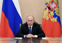 Полный текст заявления Путина о прекращении огня в Карабахе
