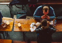 Туристы сообщили, как они питаются в путешествиях