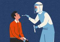 Предсказано поведение коронавируса в 2021 году