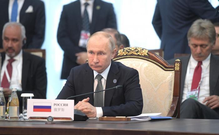 Президент РФ оценил ситуацию в Афганистане.