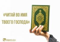 4 ценных урока из самой первой суры, ниспосланной пророку Мухаммаду (ﷺ)