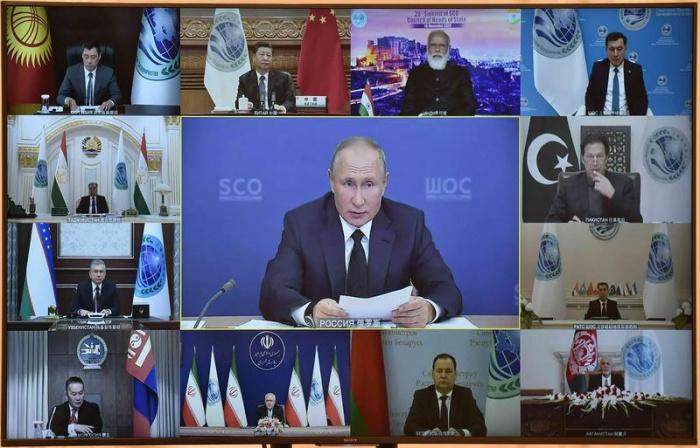 На сайте Кремля опубликована декларация заседания Совета глав государств ШОС.