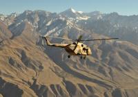 Десять человек погибли при крушении двух вертолетов в Афганистане