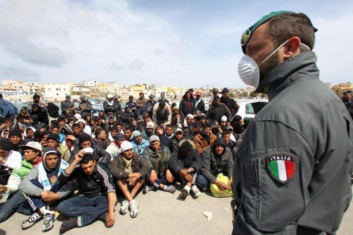 За пределами Сирии находятся более 6 млн жителей страны.