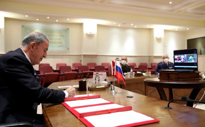 Россия и Турция продолжают взаимодействие по Карабаху.