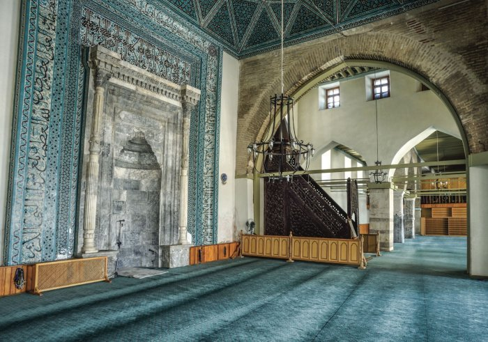 Как выглядит настоящая мечеть Алаэддина? (ФОТО)