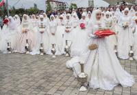 В Чечне запретили приглашать на свадьбы больше ста гостей