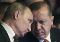 В Кремле оценили диалог Путина и Эрдогана по Карабаху
