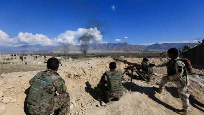Афганская армия уничтожила главаря одной из крупнейших террористических группировок.