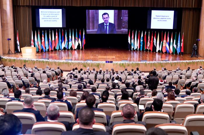 На конференции в Дамаске обсудили содействие возвращению сирийских беженцев.