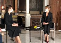 Кузнецова обсудила с супругой Асада возвращение российских детей