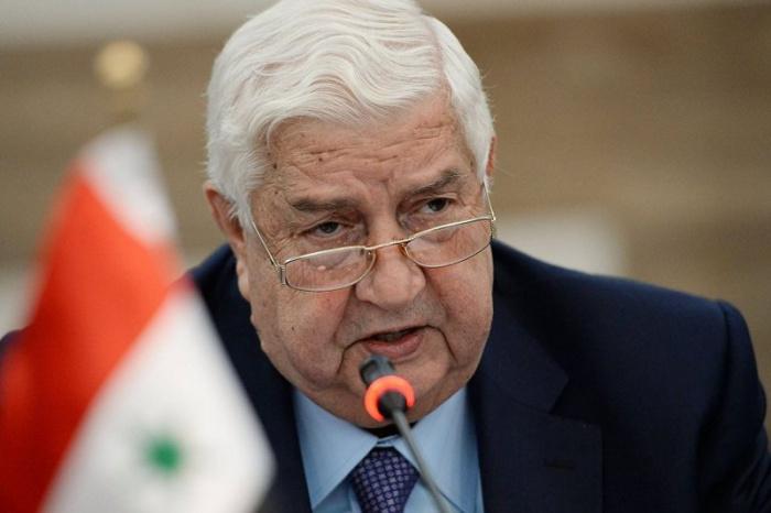 Валид Муаллем работал в министерстве иностранных дел Сирии с 1964 года.