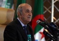 74-летний президент Алжира вылечился от коронавируса