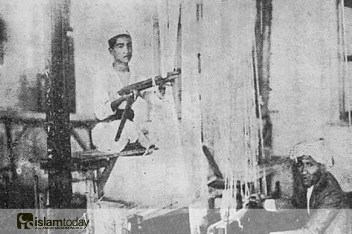 Редкие фотографии фабрики по производству кисвы в Каабе, основанной в 1926 году