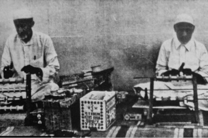 Как была изготовлена первая в истории мекканская кисва для Каабы? (ФОТО)