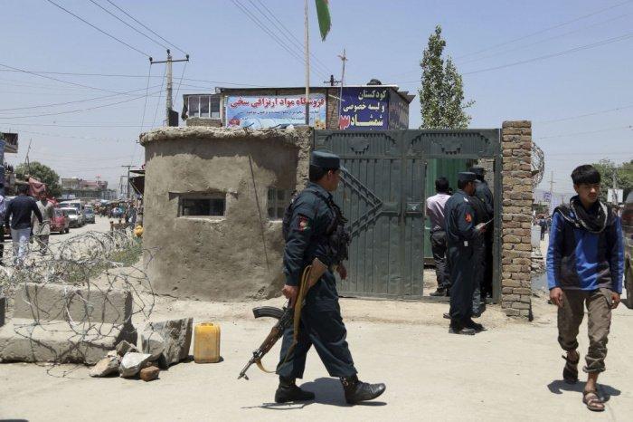 Талибы атаковали пост правоохранителей на северо-востоке Афганистана.