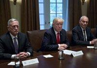 СМИ: Трампа отговорили от нанесения удара по территории Ирана