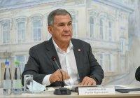 Президент РТ поддержал создание молельных комнат в торговых центрах Казани