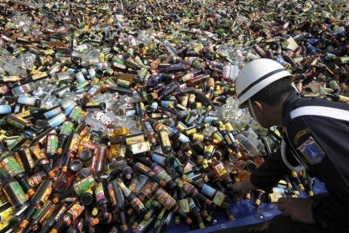 В Индонезии могут ввести наказание за употребление алкоголя.