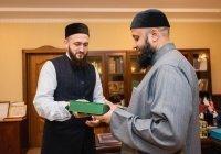 Муфтий Абу-Даби высоко оценил деятельность ДУМ РТ