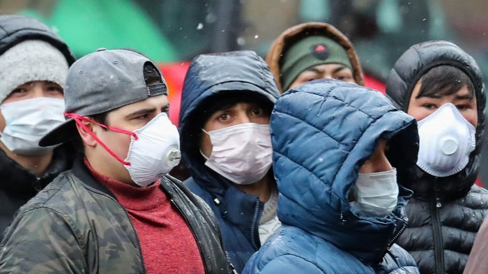 ДСМР занимается адаптацией нелегальных мигрантов в России.