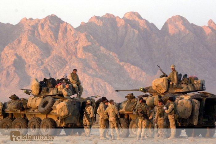 Австралийцы в Афганистане (Источник фото: yandex.ru)