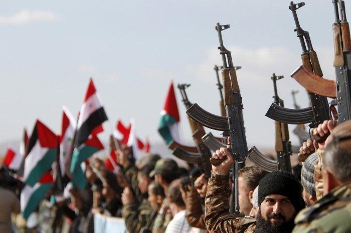 Сирийская армия сообщила об увольнении резервистов 1982 года.