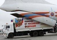 Россия оказала гуманитарную помощь 21 стране на $25 млн