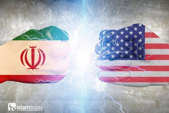 Политические отношения между Ираном и США. (Источник фото: yandex.ru)