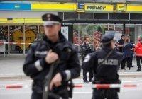 В Германии неизвестный ранил холодным оружием нескольких человек