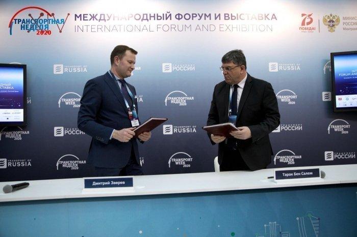 Россия и Тунис наладят международное автомобильное сообщение
