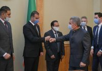Рустам Минниханов встретился с президентом Олимпийского комитета Сирии