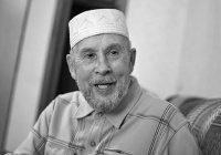Муфтий выразил соболезнования в связи со смертью Джагфара хазрата Мубарака