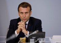 Макрон обвинил Россию в антифранцузской риторике в Африке