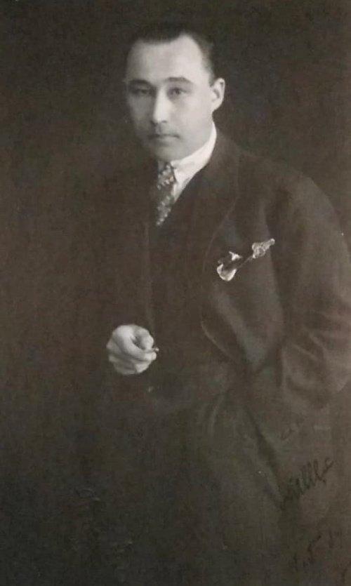 Гибадулла Муртазин (1895-1968). Из книги Муаззез Байбулат