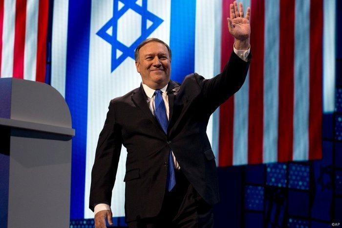 Майк Помпео заявил, что процесс нормализации отношений Израиля с арабскими странами продолжится.
