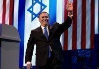 Помпео анонсировал мирные соглашения Израиля с «рядом арабских стран»