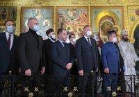 В Казани завершилась церемония прощания с митрополитом Феофаном