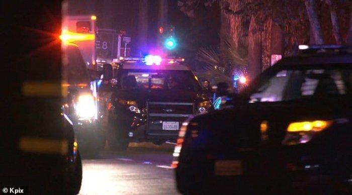 Полиция расследует нападение в американской церкви.
