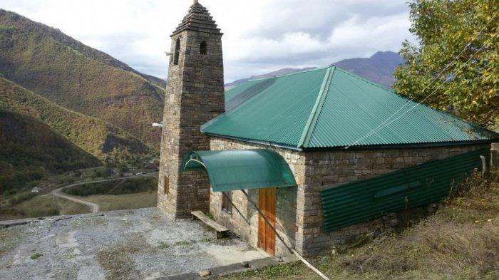 Старинная мечеть открыла свои двери спустя 76 лет.