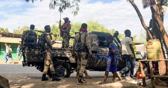 В эфиопском штате Тыграй продолжается военная операция.