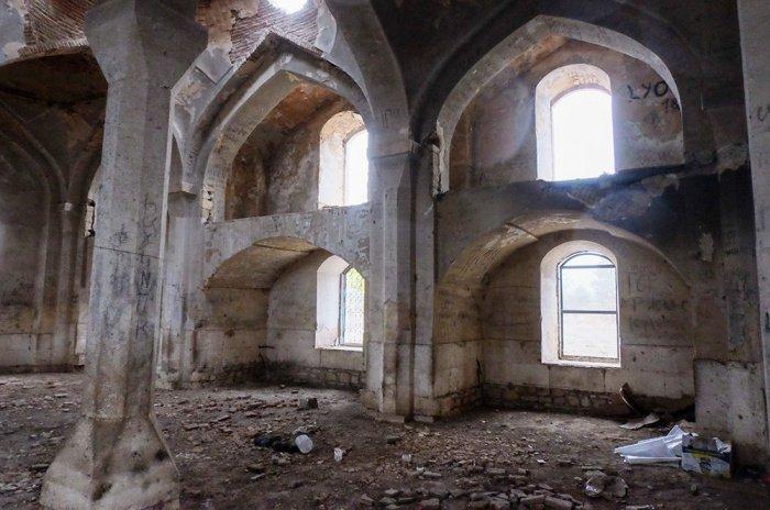 В Баку заявили, что Ереван причастен к уничтожению десятков мечетей в Карабахе.