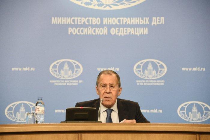 Сергей Лавров принимает участие в Женевской конференции по Афганистану.