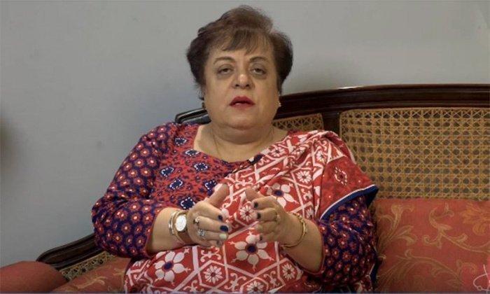 Г-жа Ширин Мазари