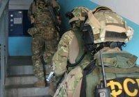 Опубликовано видео задержания участников ИГИЛ в Подмосковье