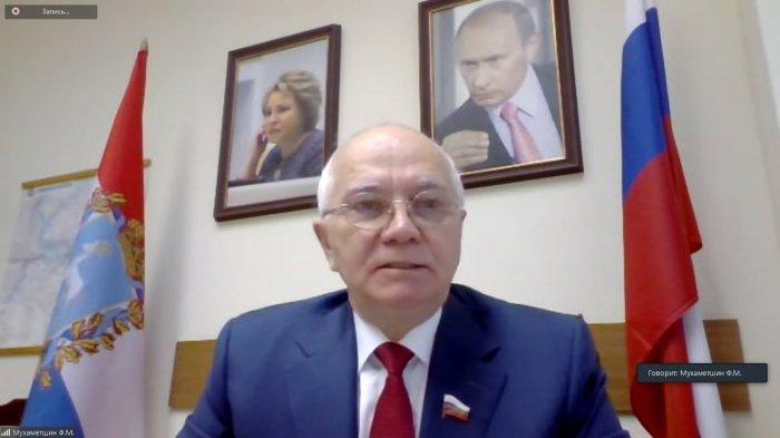 Заместитель председателя Группы стратегического видения «Россия – Исламский мир» Фарит Мухаметшин