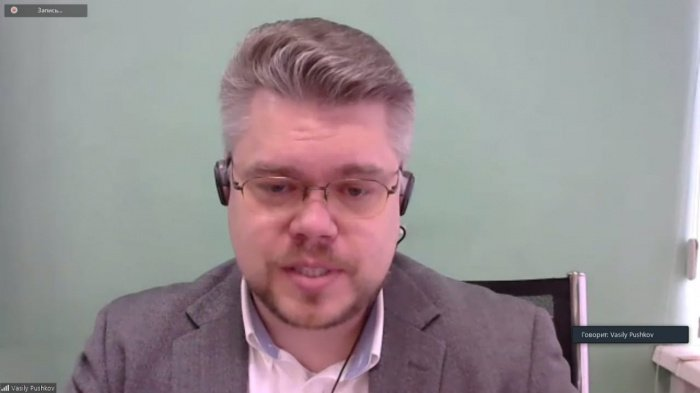 Василий Пушков, директор по международному сотрудничеству МИА «Россия сегодня»